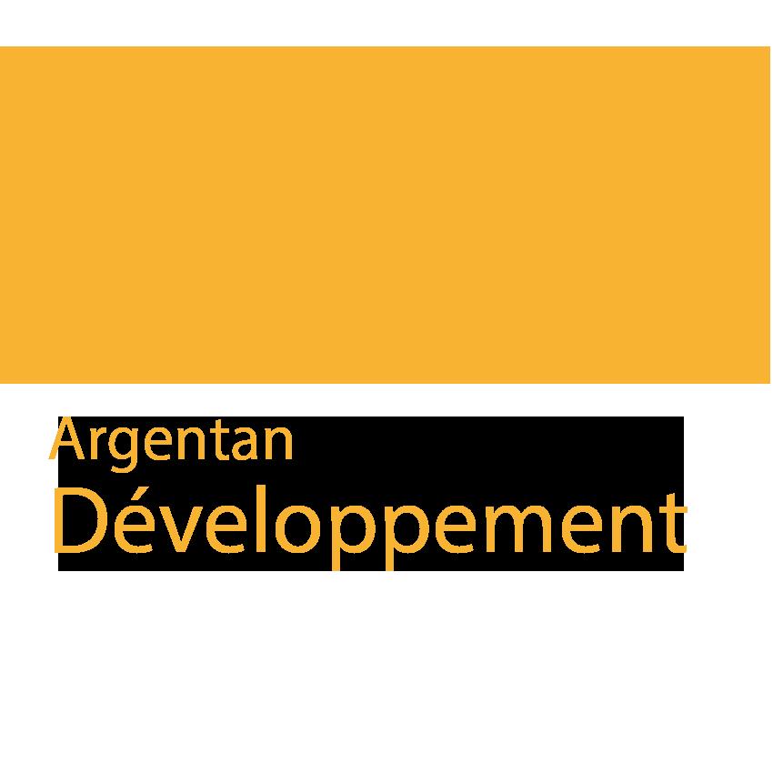 Logo d'Argentan Développement