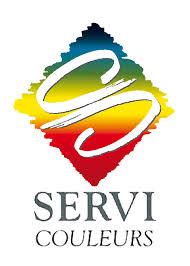 logo servi couleurs