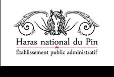 Logo haras national du Pin