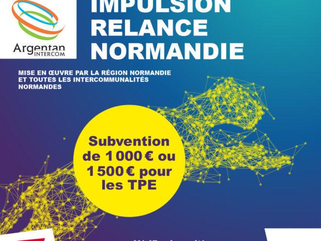 Impulsion Relance Normandie